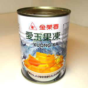 レモン愛玉ゼリー 1缶540g(愛玉涼粉/愛玉子)