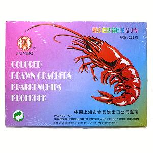彩色龍蝦片 エビセン えびせんべい 五色 (カラー)1箱