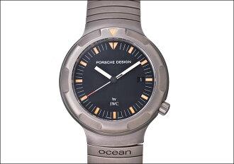 Porsche Design by IWC Ocean 2000 Ref.3504.001 (2000 the OCEAN of IWC, PORSCHE DESIGN by Ref.3504.001)