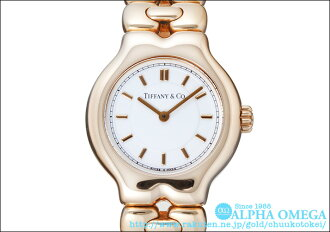 Tiffany Tesoro Ref.L0133 YG (TIFFANY &Co. TESORO Ref.L0133 LADIES YG)