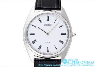Seiko U. T. D. Ref.6810-6000, SCQL002 110 anniversary commemorative model WG 1992 (SEIKO U. T. D. Ref.6810-6000, SCQL002 110th ANNIVERSARY MODEL WG Ca.1992)
