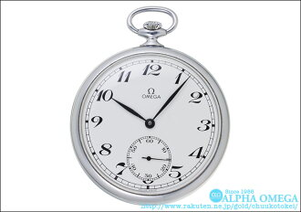 오메가 시계 Ref.121.1740 1980 년 (OMEGA POCKET WATCH Ref.121.1740 Ca.1980)