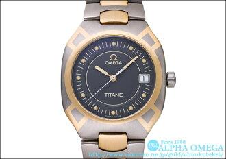 欧米茄海马北极星钛 Ref.2310.40 1998 (欧米茄海马北极星 TITANE Ref.2310.40 Ca.1998)