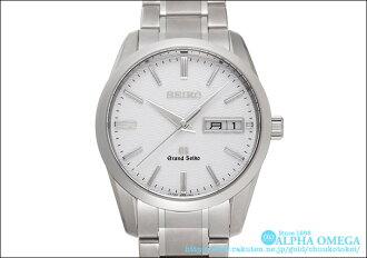 Grand Seiko 9F quartz bright titanium Ref.9F30-0AF0, SBGT029 2008 (GRAND SEIKO 9FQUARTZ Ref.9F30-0AF0, SBGT029 Ca.2008)