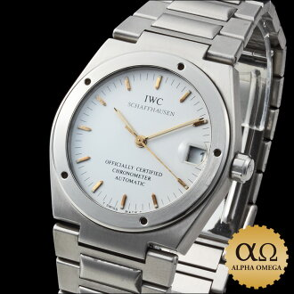 IWC インヂュニア Ref.3521 white dial 1993-1996 years