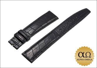 Alpha Omega IWC mark 12 for マットブラッククロコダイルス strap Ref.IW03MBK