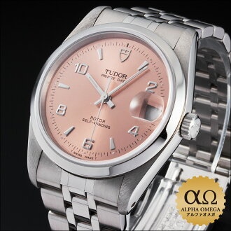 Zhu dollar Prince date Ref.74000N pink dial 1998