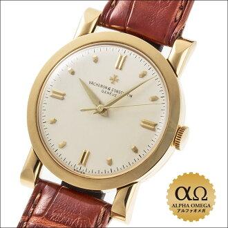 江诗丹顿 chronometerrowirel Ref.4838 黄色金银色表盘-1953
