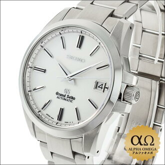 Grand SEIKO 9S mechanical Ref.SBGR055 9S65-00C0 stainless steel 2011