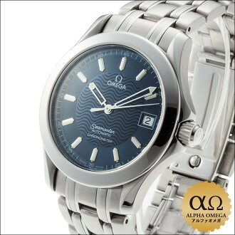 Omega Seamaster 120 m Ref.2501-89 Jacques Mayol blue dial first 1995