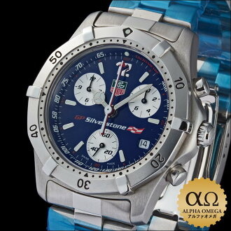 Tag Heuer 2000 series F1 legendary Grand Prix Ref.CK1117-0 Silverstone 800 limited 2000s