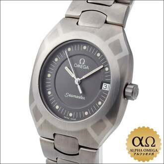 Omega Seamaster Polaris Ref.TT396.981.500 Ti/Pd (PD) quartz