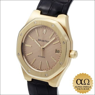Audemars Piguet Royal Oak fashion automatic Ref.14800 yellow gold 1990s