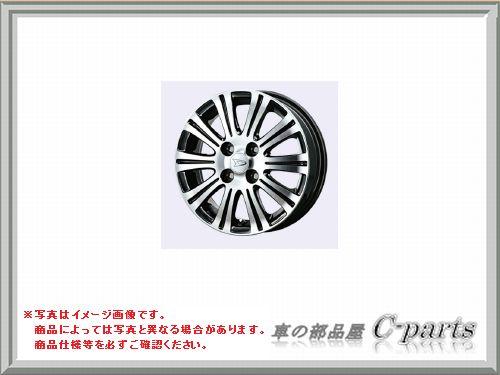 【純正】DAIHATSU TANTO CUSTOM ダイハツ タント カスタム【LA600S LA610S】  アルミホイールセット(14インチ・10本スポーク)[08960-K9006×4/999-01170-W9-001]