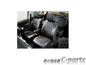 【純正】SUZUKI XBEE スズキ クロスビー【MN71S】  革調シートカバー(フロントシートSRSサイドエアバック付/パーソナルテーブル付車用)[99181-76R30]