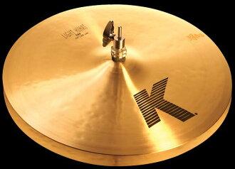 """ZILDJIAN K.Zildjian Light HiHats 15 """"Bottom Hi-Hat cymbals GR K.Zildjian ハイハットシンバルボトム 15 inch"""