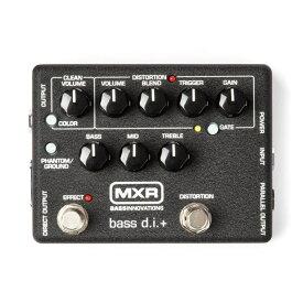 MXR M80 Bass D.I.+ ベース用ダイレクトボックス