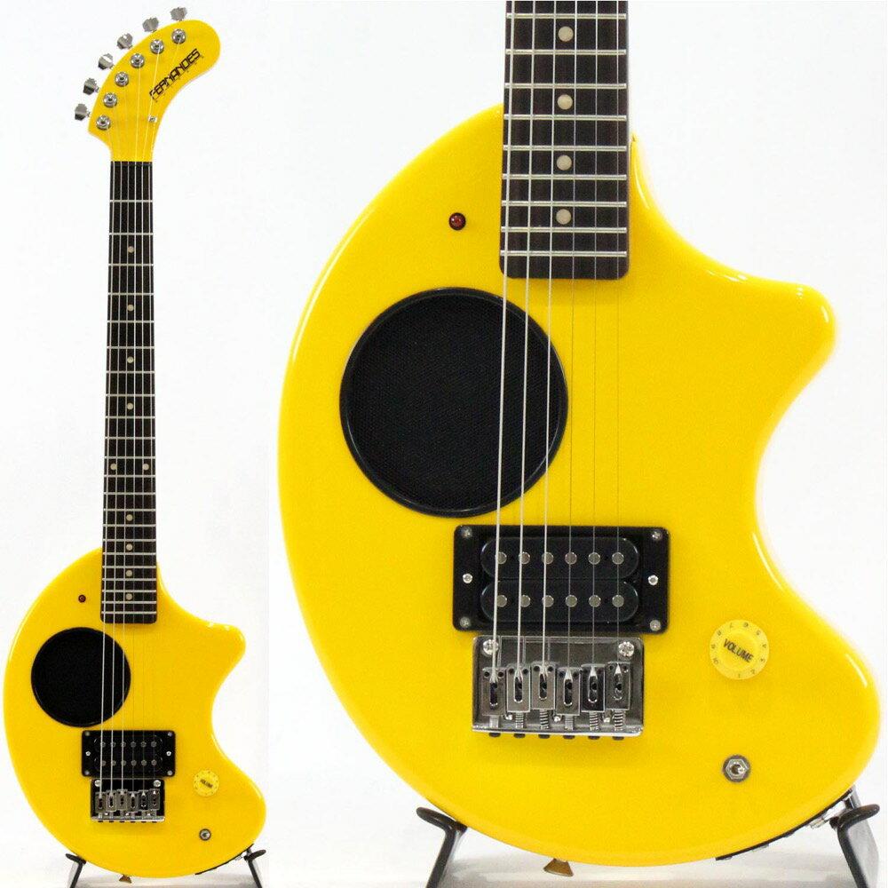 FERNANDES ZO-3 YELLOW ZO3ミニギター イエロー
