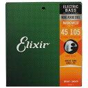 ELIXIR 14077/NANOWEB/BASS/Medium ベース弦