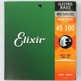 ELIXIR 14052/NANOWEB/BASS/Light ベース弦