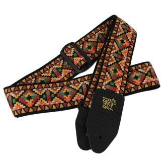 ERNIE BALL #4090 Jacquard Straps Santa Fe guitar strap