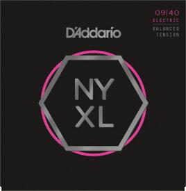 D'Addario NYXL0940BT エレキギター弦
