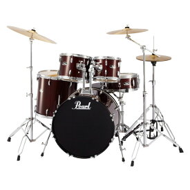 Pearl ROADSHOW RS525SCW/C #91 RED WINE ドラムセット