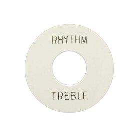 Montreux 59 LP creme toggle plate plain Time Machine Collection No.401