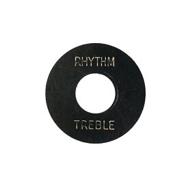Montreux 59 LPC Black toggle plate relic Time Machine Collection No.404 トグルスイッチプレート