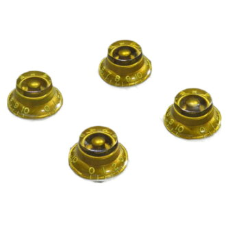 Montreux Top Hat knob set Gold ver.2 Time Machine Collection No.8704