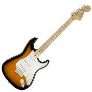 SquierAffinitySeriesStratocaster2TSエレキギター