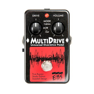 EBS Multi Drive Studio Edition bass effects