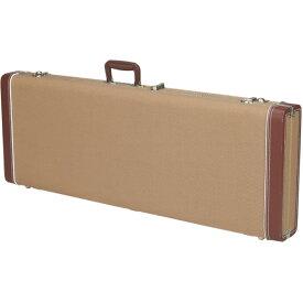 Fender Jazz Bass Multi Fit Hardshell Case Tweed ベース用ハードケース