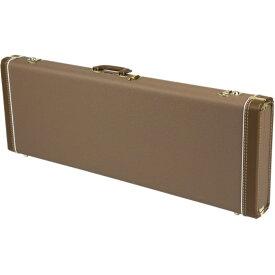 Fender Deluxe Strat/Tele Case Brown エレキギター用ハードケース