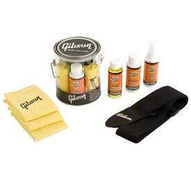 Gibson G-CAREKIT1 Clear Bucket Care Kit メンテナンスセット
