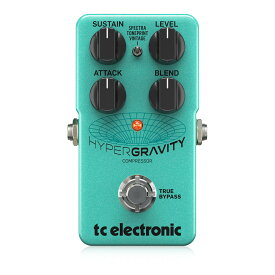 tc electronic HYPERGRAVITY COMPRESSOR ギターエフェクター