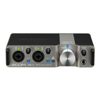 ZOOM UAC-2 USB3. 0 오디오 인터페이스