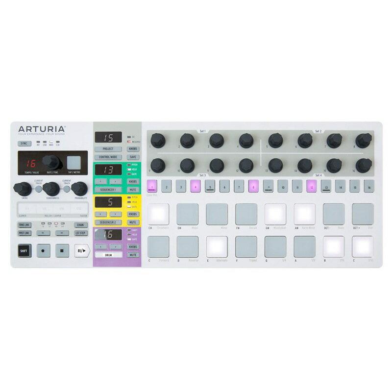ARTURIA BeatStep Pro ステップシーケンサー&パッドコントローラー