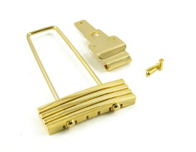 KLUSON TRAPEZE TAILPIECE/GOLD テールピース
