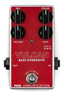 Pike Amplification Vulcan-Bass Overdrive-