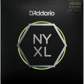 D'Addario NYXL45105 エレキベース弦
