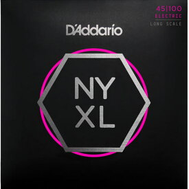 D'Addario NYXL45100 エレキベース弦