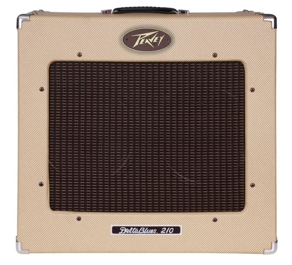 PEAVEY Delta Blues 210 TWEED 30W ギターコンボアンプ 真空管アンプ ツイード 【国内正規品】