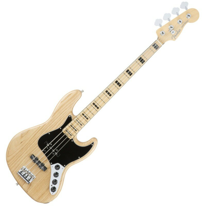 Fender American Elite Jazz Bass NAT エレキベース