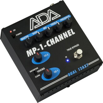 ADA MP-1 Channel吉他之前放大器