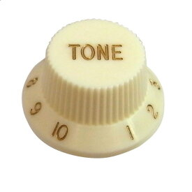 Greco WS-STD Tone Knobs Aged White トーン・ノブ
