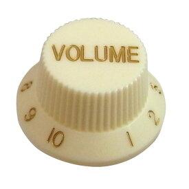 Greco WS-STD Volume Knobs Aged White ヴォリューム・ノブ