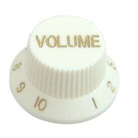 Greco WS-STD Volume Knobs White ヴォリューム・ノブ