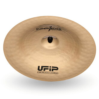 "UFiP SN-18 CH Supernova Swish China 18""차이나 심벌즈"