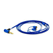 Re:cordPalette8MX-ASapphireBlueイヤホン用リケーブル